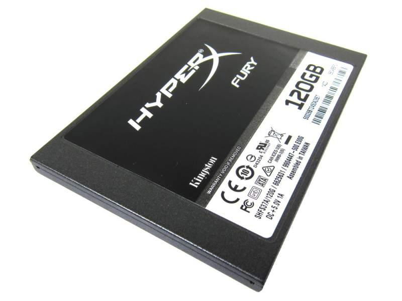 SSD KINGSTON HyperX FURY