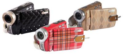 цифровые видеокамеры Rekam Fashion Style