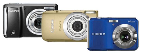 Шок-цена на фотоаппараты