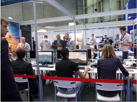 Международный авиатранспортный форум «МАТФ-2012»