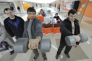 В Санкт-Петербурге открылся третий центр электронной торговли Ситилинк