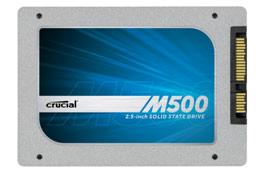 Новая серия SSD накопителей Crucial M500