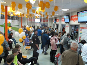 В Москве открылся четвертый центр электронной торговли Ситилинк