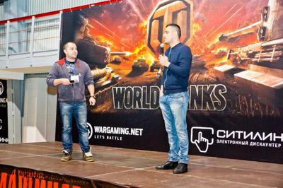 Турнир по World of Tanks