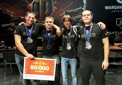 Гранд-финал турнира «Время танков-2»