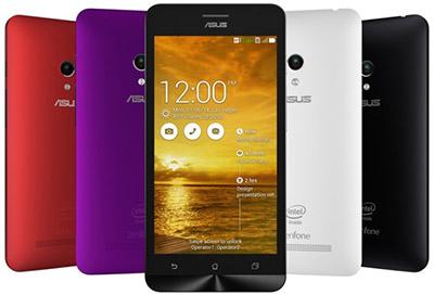 Смартфоны ASUS ZenFone